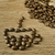 roasted coffee beans in the shape of a cup of coffee stock photo © nito