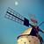 old windmill fuerteventura canary islands spain stock photo © nito