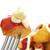 típico · espanol · frito · patatas · salsa · picante · primer · plano - foto stock © nito