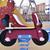 park · gyerekek · játszótér · nyilvános · fű · növények - stock fotó © nito