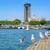 vitorlások · kikötő · Barcelona · Spanyolország · város · sport - stock fotó © nito