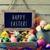 különböző · színek · húsvéti · tojások · színes · boldog · ünnep - stock fotó © nito