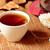 赤 · 茶 · 白 · カップ · ホットドリンク · 緩い - ストックフォト © nito