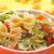 saboroso · sanduíches · presunto · queijo · alface · tomates - foto stock © nito