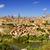 大聖堂 · 表示 · 屋根 · 旧市街 · スペイン · 家 - ストックフォト © nito