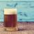 bier · geserveerd · bar · koud · achtergrond - stockfoto © nito