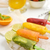 homemade natural ice pops stock photo © nito