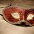 bruin · carnaval · masker · zwarte · zijde · vrouw - stockfoto © nito