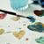 акварель · сердцах · стороны · окрашенный · сердце · краской - Сток-фото © nito