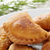 spanish empanadillas small meat or tuna pies stock photo © nito