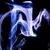 hideg · füst · kék · fekete · tűz · absztrakt - stock fotó © nneirda
