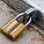blokady · żelaza · drzwi · zardzewiałe · starych · tekstury - zdjęcia stock © nneirda