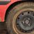 wypadku · samochodu · ciężarówka · czerwony · drogowego · ciało - zdjęcia stock © nneirda