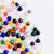 shining multicolored beads stock photo © nneirda