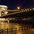 éjszaka · fotó · kék · víz · híd · Ontario - stock fotó © nneirda