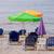 переполненный · пляж · небе · солнце · синий · песок - Сток-фото © nneirda