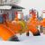 oranje · gas · pijp · textuur · bouw · technologie - stockfoto © nneirda