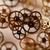detail of clock parts for restoration stock photo © nneirda