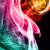 multicolored smoke stock photo © nneirda