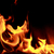огня · пламя · отражение · пламени · изолированный · оранжевый - Сток-фото © nneirda