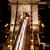 transporte · público · noite · Budapeste · água · carro - foto stock © nneirda