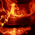 lángok · tábortűz · éjszaka · tűz · fa · absztrakt - stock fotó © nneirda