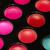 primo · piano · shot · lip · gloss · palette · soft · focus - foto d'archivio © nneirda