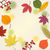background with autumn leaves stock photo © norwayblue