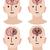 betegség · beteg · gondolatbuborék · orvos · megvizsgál · agy - stock fotó © norwayblue