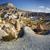 kaya · oluşumu · okyanus · su · bulutlar · doğa · deniz - stok fotoğraf © novic