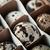 dozijn · eieren · karton · geïsoleerd · witte · voedsel - stockfoto © novic