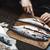 trota · pesce · Rainbow · legno · piatto · natura - foto d'archivio © novic