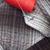 красный · потока · катушка · ткань · рукоделие · швейных - Сток-фото © novic