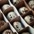 carton box with quail eggs stock photo © novic