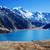 parque · Canadá · água · cachoeira · montanhas · lago - foto stock © novic