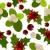 visco · teste · padrão · do · natal · tradicional · planta · vermelho - foto stock © nurrka