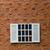 окна · красный · кирпичная · стена · город · стены · улице - Сток-фото © nuttakit