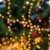 Noel · ışıklar · dışarı · odak · arka · plan · yeşil - stok fotoğraf © nyul
