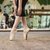 ballerina standing on toes stock photo © o_lypa