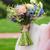 detalhes · belo · cerimônia · de · casamento · parque · ensolarado · céu - foto stock © o_lypa