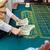 hombre · ruleta · mesa · casino · noche · masculina - foto stock © o_lypa