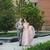 pár · friss · házasok · férfi · tart · virágok · kéz - stock fotó © o_lypa