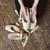 balletdanser · ballet · ballerina · beige - stockfoto © O_Lypa