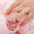 kontaktlencsék · helyes · eltávolítás · közelkép · nő · puha - stock fotó © obencem