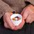 pílula · caixa · mulher - foto stock © ocskaymark