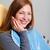 стоматологических · лечение · красивая · женщина · сидят · Председатель · врач - Сток-фото © ocskaymark