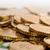 euros · pièces · isolé · macro · texture · Finance - photo stock © ocusfocus