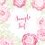 vektör · çiçek · pembe · çiçekler · bahar · el - stok fotoğraf © odina222