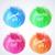 vektör · renkli · afişler · elemanları · etiketler · web - stok fotoğraf © odina222