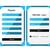 login · registrazione · forma · ui · design · finestra - foto d'archivio © odina222